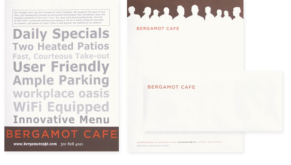 Bergamot Cafe