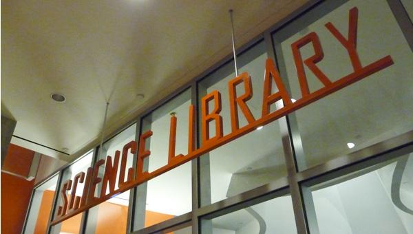 Princeton University, Lewis Library