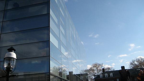 Princeton University, Sherrerd Hall
