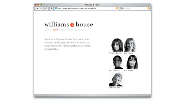 Williams and House